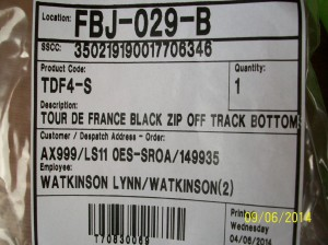 Tour Maker Label